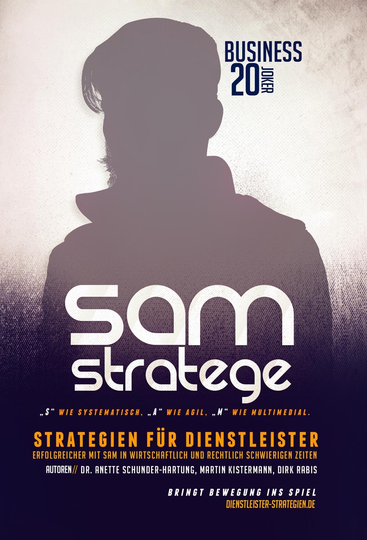 Dienstleister Strategie Vorstellung: SAM