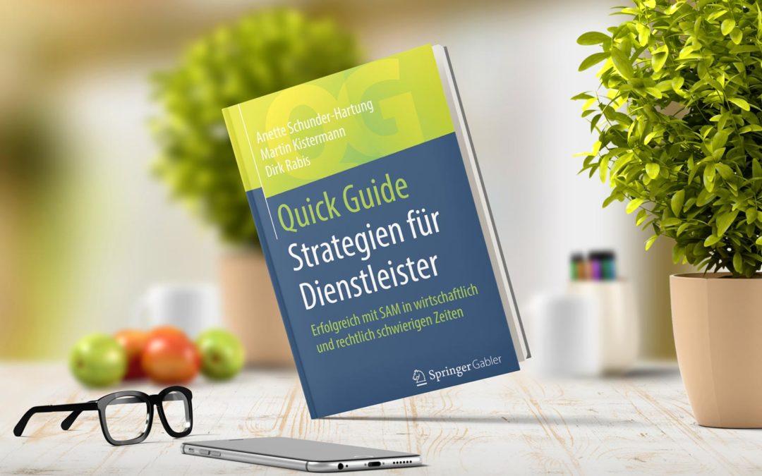 Das Buch Strategien für Dienstleister - Erfolgreich mit SAM in wirtschaftlich und rechtlich schwierigen Zeiten. Buchautor: Dirk Rabis, ...